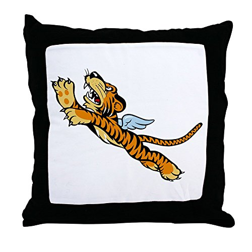 CafePress - The Flying Tigers - Decor Throw Pillow (18