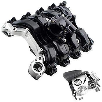 DNJ IMA1006 Intake Manifold Assembly For 09-14 Ford//E-150 F-150 4.6L V8 SOHC Naturally Aspirated E-250