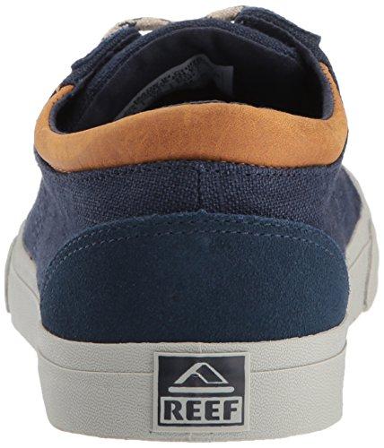 Uomo Silver Blue da Scarpe Basse Reef Blue TX Ginnastica Ridge Multicolore Silver gnFw8Uf