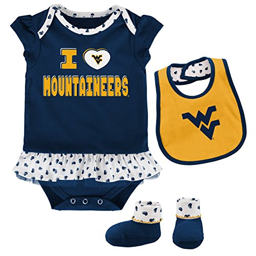 West Virginia Mountaineers Baby Gear