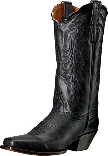 Dan Post Western Boots Womens Leather Flex Insole 8 M Black DP3703 by Dan Post Boot Company