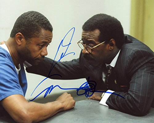 CUBA GOODING, JR. & COURTNEY B. VANCE - American Crime Story: The People vs. O.J. Simpson AUTOGRAPHS Signed 8x10 Photo