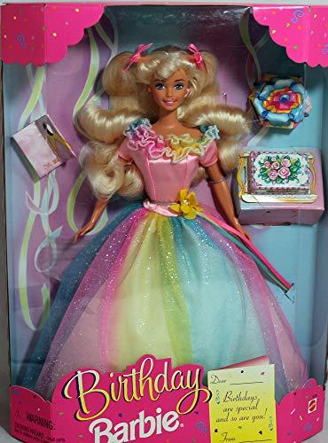 Barbie Birthday Doll - Prettiest Way to Celebrate Your Birthday! (1997)