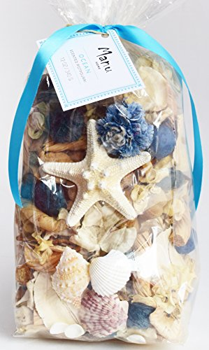 Manu Home Ocean Scented Potpourri Bag, 12 oz. by Manu Home