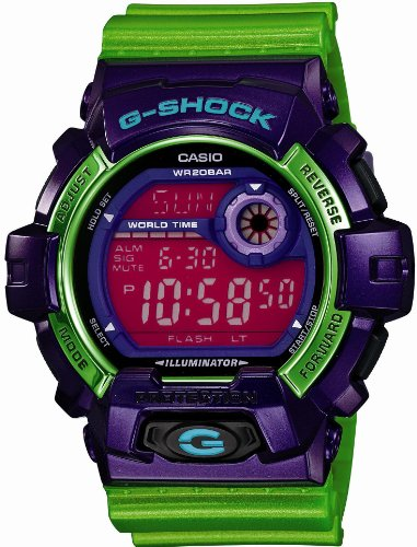 Casio G SHOCK Crazy Colors G 8900SC 6JF