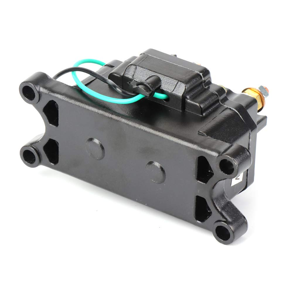 12v 250a Winch Solenoid Relay Contactor For Atv Utv 2000 Warn 62135 Wiring Diagram 5000lbs Automotive