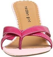 ebc4e30e4f5 Madden Girl Women's Briisk Sandal,Fuchsia Pt,11 M: Amazon.com