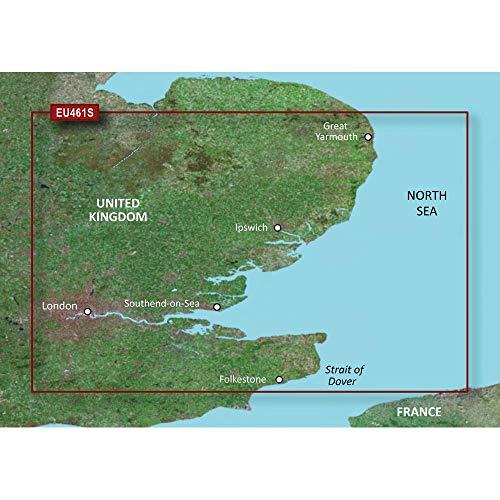 Garmin 010-C0807-00 - Software de navegación, (Bristol Channel y ...