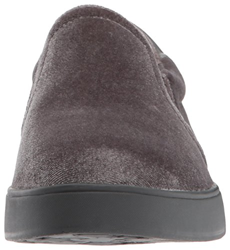 Velvet Grey Fashion Sneakers Dr Scholl's MADISON Women's XRYYqU