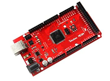 GEEETECH 3d impresora kits-ramps 1,4 Smart controlador LCD2004 MK2 a PCB Heatbed paso a paso conductor a4988 T2 polea & correa dentada SD lector endstop ...
