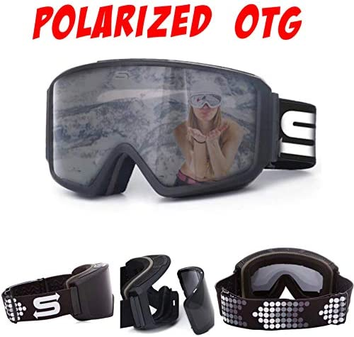 Polarized Goggles Magnetic Lens Comfortable product image