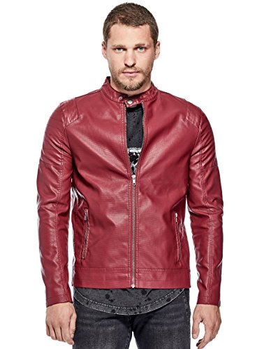G by GUESS Men's Glendon Moto ()