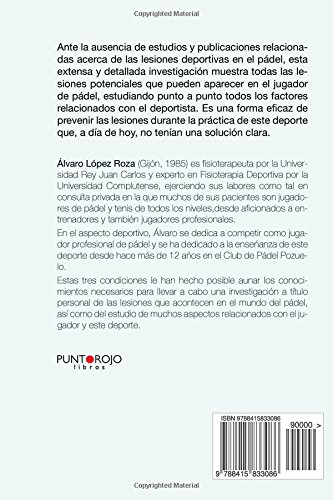 Lesiones en el pádel: Más vale prevenir que jugar (Spanish ...