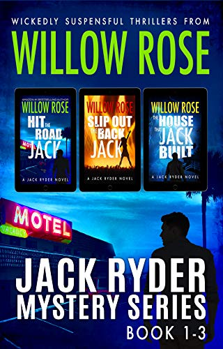Jack Ryder Mystery Series: Vol 1-3 by [Rose, Willow]
