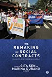 img - for The Remaking of Social Contracts: Global Feminists in the Twenty-First Century book / textbook / text book