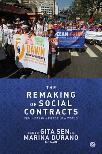 Download The Remaking of Social Contracts: Global Feminists in the Twenty-First Century pdf