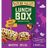 Nature Valley Berry Lunchbox, 5-Count, 130 Gram