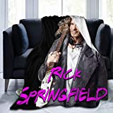 Fejarx Rick Springfield Super Soft Microfleece