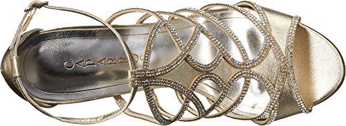 Caparros Kvinners Imponerende Platino Metallisk