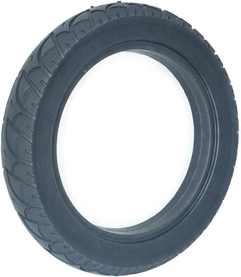 housesweet Scooter eléctrico reemplazo de neumáticos sólidos 12 1/2 * 2 1/4 (57-203) neumático a Prueba de pinchazos sin Aire