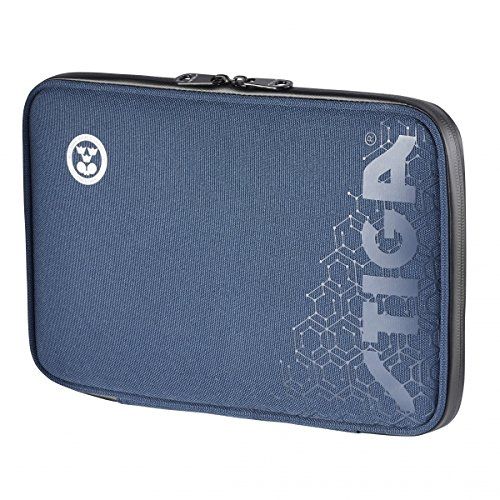 Table Tennis Wallet Single Hexagon Navy/Yellow - Stiga by STIGA