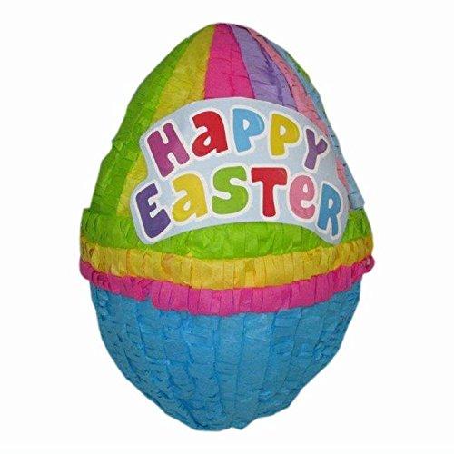 Bright Easter Egg Pinata (Bunny Pinata)