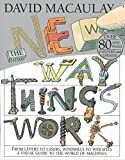 img - for The New Way Things Work by David Macaulay (1998-10-26) book / textbook / text book
