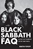 Black Sabbath FAQ, Martin Popoff, 0879309571