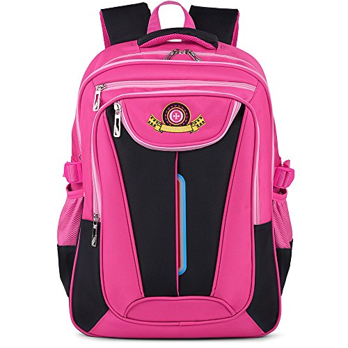 c5c6bd594e62 COOFIT School Backpack for Girls   Boys Back to School Supplies for Middle  School Cute Bookbag for School