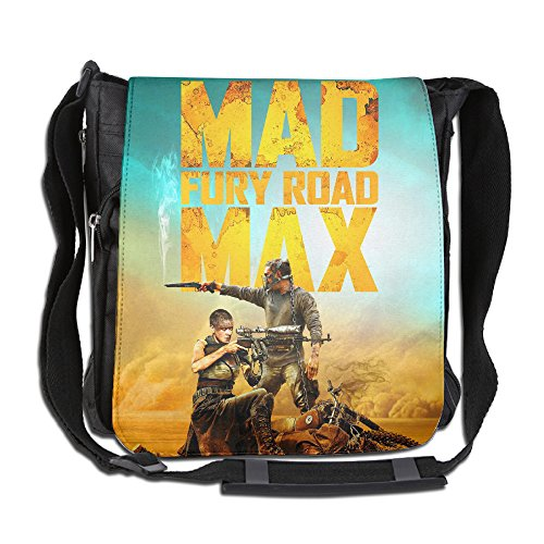Furiosa Mad Max Costume (Mad Max 4 Fury Road Canvas Crossbody Shoulder Messenger Bags)