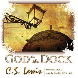 God in the Dock Hörbuch