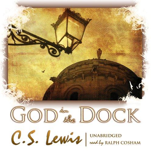 Bargain Audio Book - God in the Dock