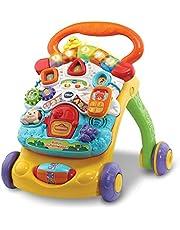 Vtech 80-505604 baby-loopwagen, loopwagen, meerkleurig