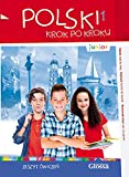 Junior Polski 1 - Krok Po Kroku (Polish Step by Step). Student's Workbook 2016