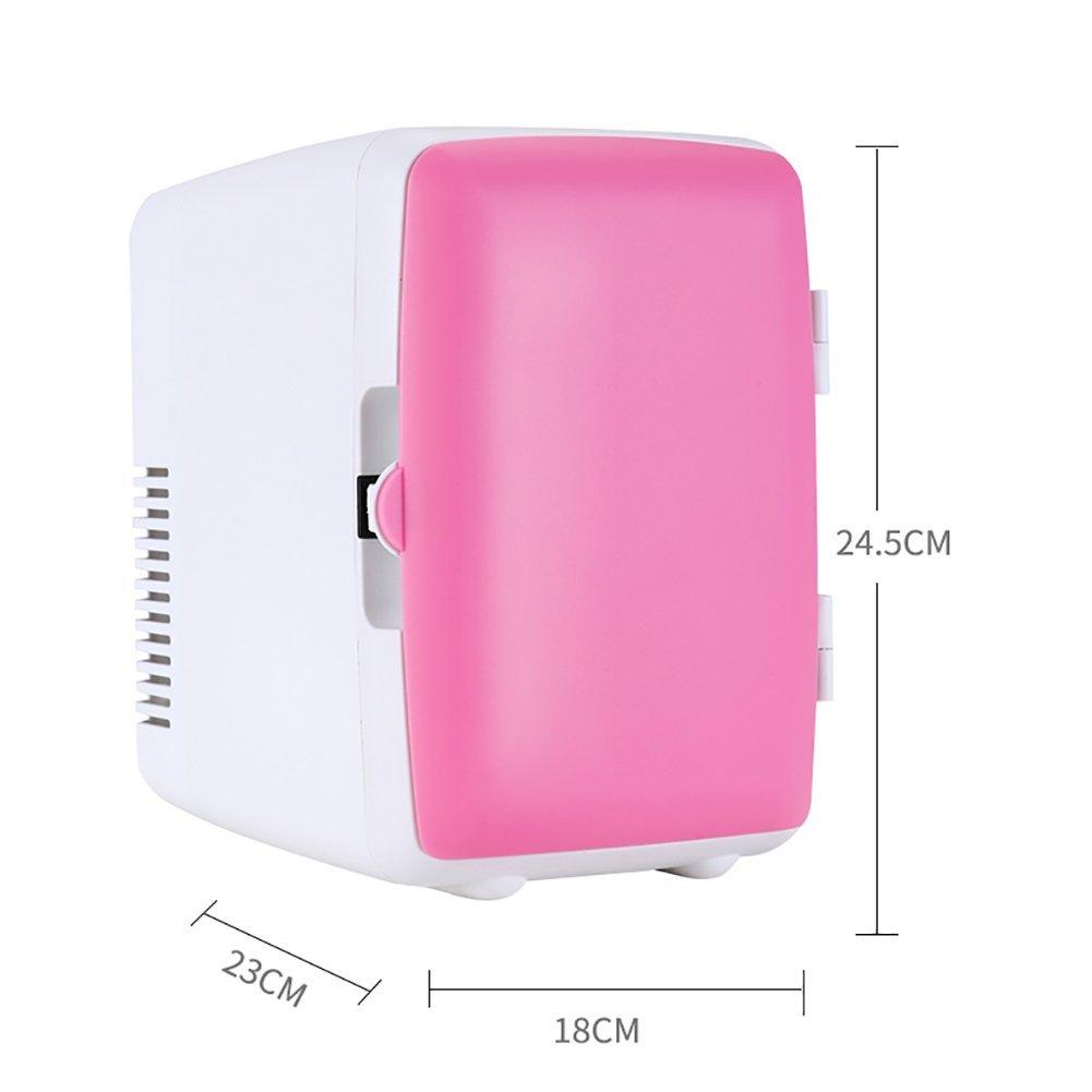 Mini refrigerador pequeño Dormitorio de Estudiantes de Nevera ...