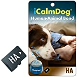 iCalmDog Human-Animal Bond Micro SD sound card for the portable speaker | Beautiful classical music by Through a Dog's Ear to nurture the human-animal bond