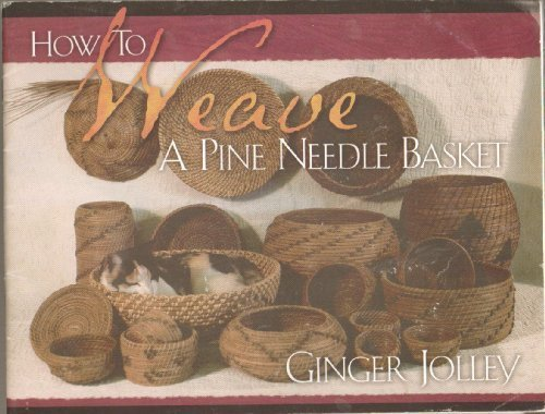 How to Weave a Pine Needle Basket (Straw Basket Making)