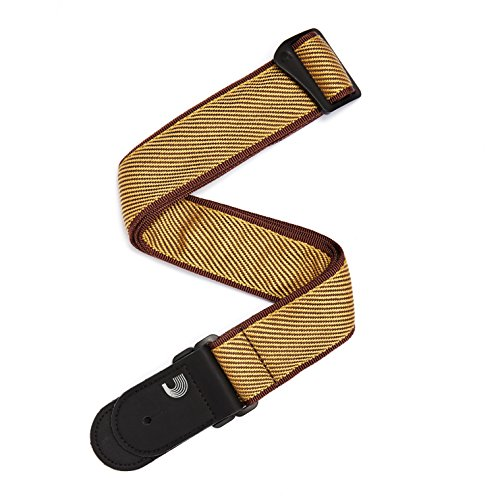 Planet Waves Woven Guitar Strap, Tweed