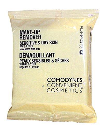 Comodynes Make Remover Towels Sensitive product image