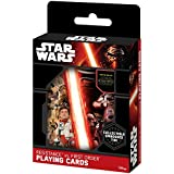 """Star Wars """"The Force Awakens"""" Resistance vs. First Order Playing Cards in Collectible Tin"""