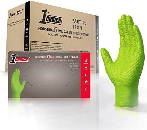 1st Choice Premium Nitrile Disposable product image