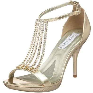 Amazon.com   Touch Ups Women's Cherise Platform Sandal