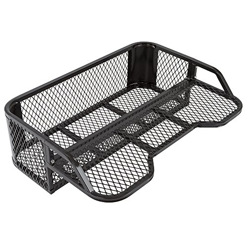 Apex Steel Mesh ATV Rear Rack Drop Basket