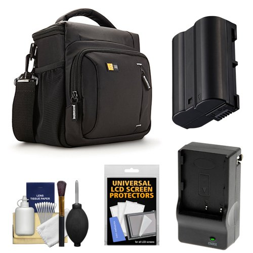 Case Logic Slrc 205 Digital Camera Slr Sling Bag Black - 7