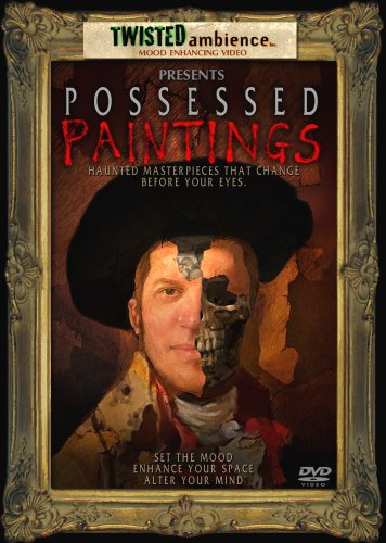 Possessed Paintings: Halloween Video Decoration -