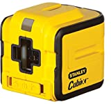 Stanley Intelli Tools INT177340 Cubix Self Levelling Cross Line Laser