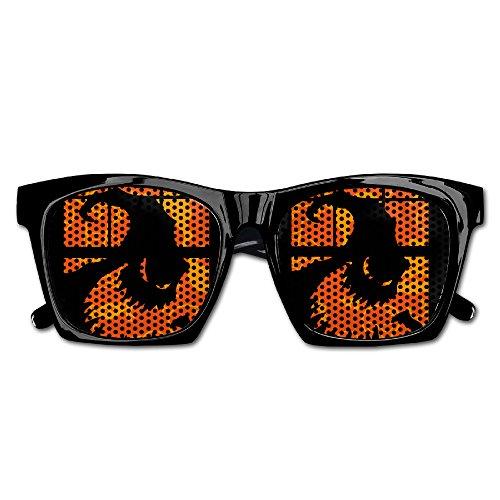 Happy Halloween Terrible Ghost Polarized Sunglasses Classic Sunglasses Pilot Sunglasses Aviator Sunglasses Pilot Sunglasses Fashion Sunglasses Oversized Sunglasses Squared - Terrible Sunglasses