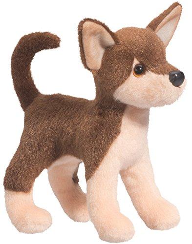 Douglas Cuddle Toys Pepito Chocolate Chihuahua - Chihuahua Brown