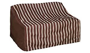 Budge P3A03MB2 Glider Cover Color: Brown/Tan Outdoor, Home, Garden, Supply, Maintenance
