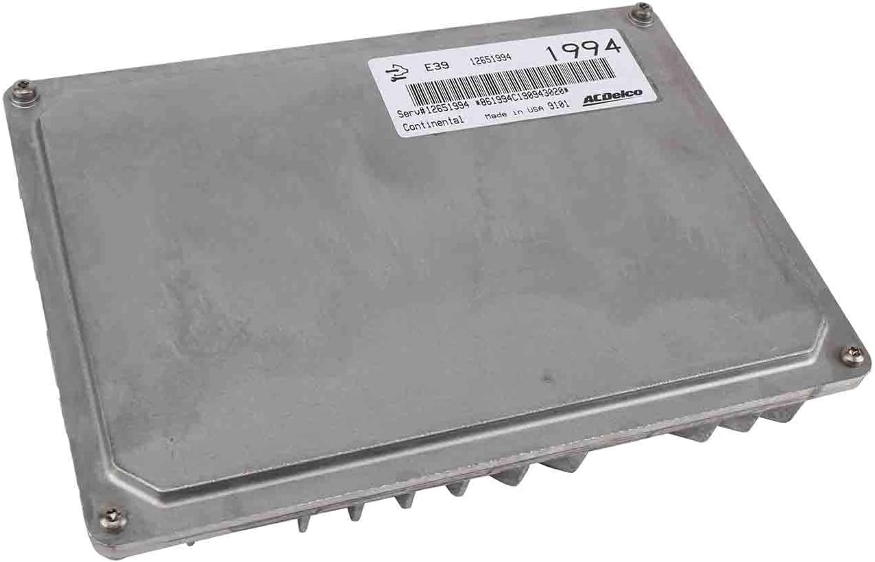 ACDelco 12653998 New Electronic Control Unit